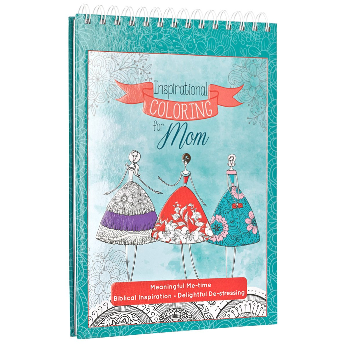 Inspirational Coloring Mom Hardcover Christian product image