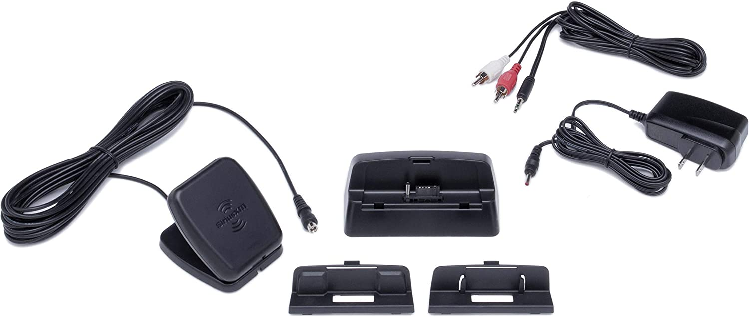 SiriusXM Onyx Plus Vehicle kit and Home kit Bundle 6 Months for $30 Select Service