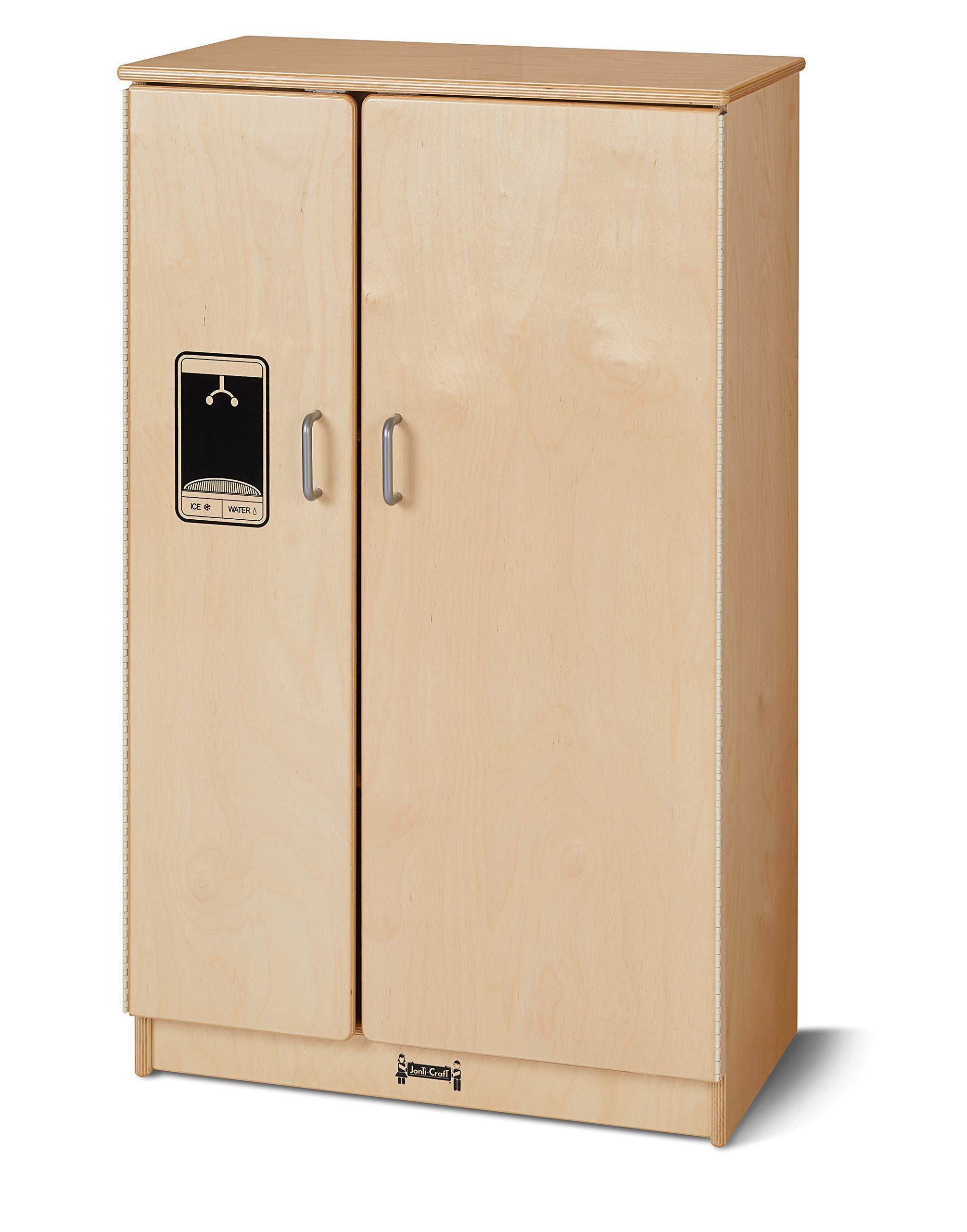 Jonti-Craft 2410SA Culinary Creations School Age Kitchen Refrigerator