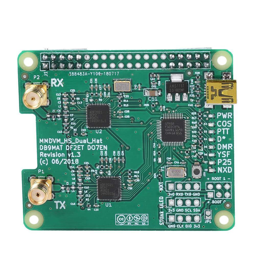 Bewinner Dual Antenna Kit Hotspot Module High Performance Duplex MMDVM USB  Parts for DMR/P-25 / D-Star 10 mW RF Power