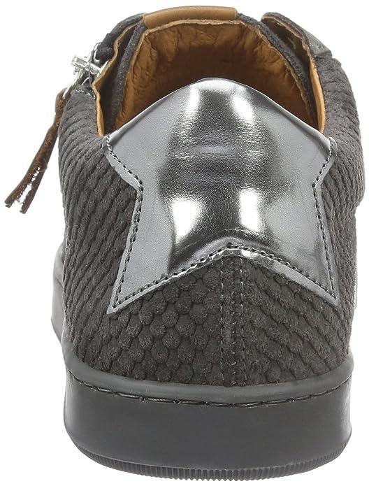 a6ef62935f0487 SPM Damen Santander Typical Sneaker Sneakers Grau (Shark Combi) 40 EU   Amazon.de  Schuhe   Handtaschen