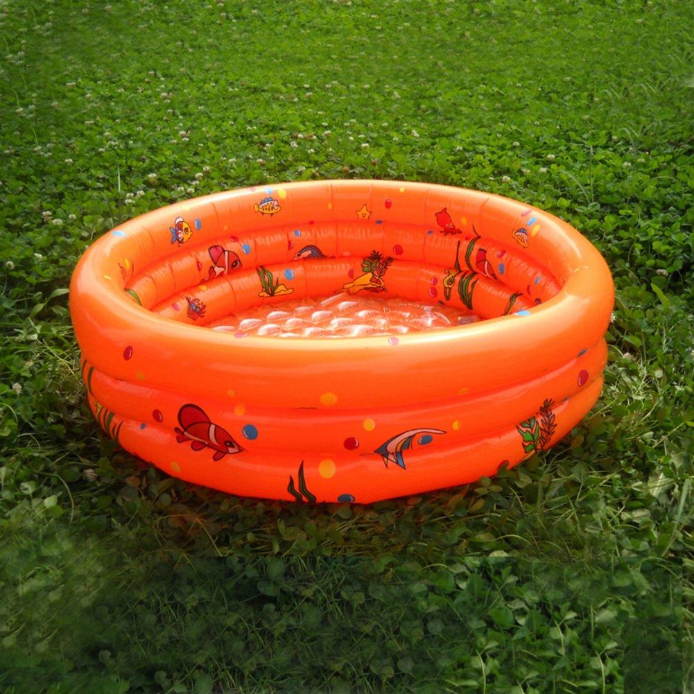 Baby Schwimmbad/Kinder Ball-Pool/Aufblasbare Badewanne/Sand Fisch Pool-D