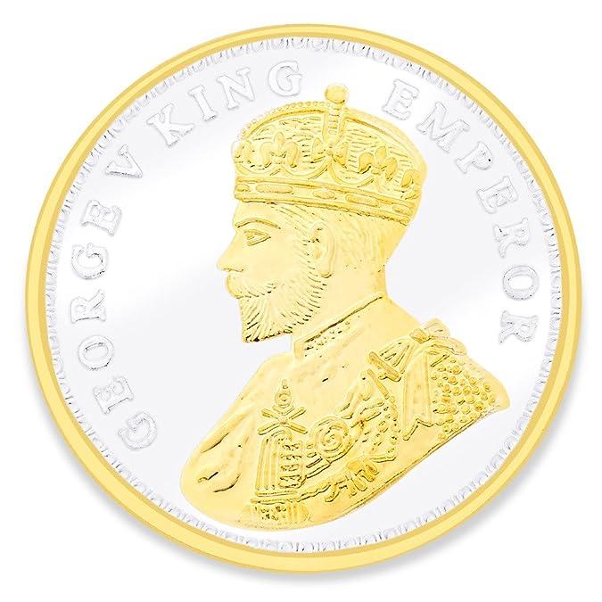 Bangalore Refinery Brpl 1 Gram 24kt Purity Lakshmi Coin 24