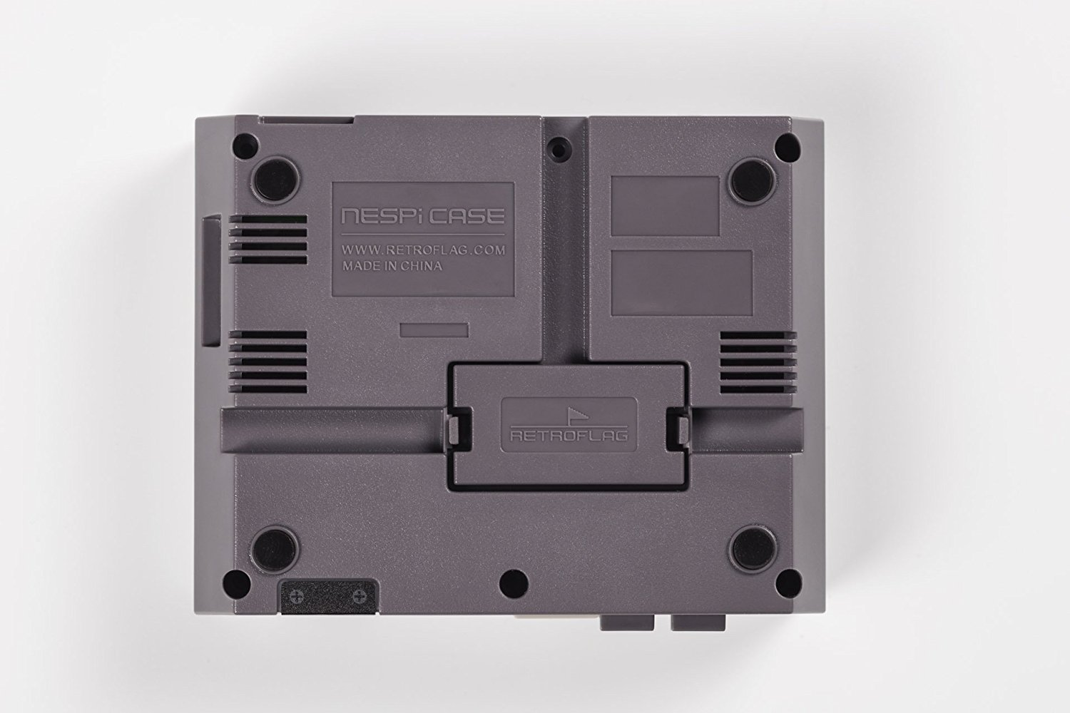TechIntheBox NESPi CASE+,RetroFlag NES CASE functional POWER and RESET button NESPi Case for Raspberry Pi 3, 2 and B+ by TechIntheBox (Image #5)