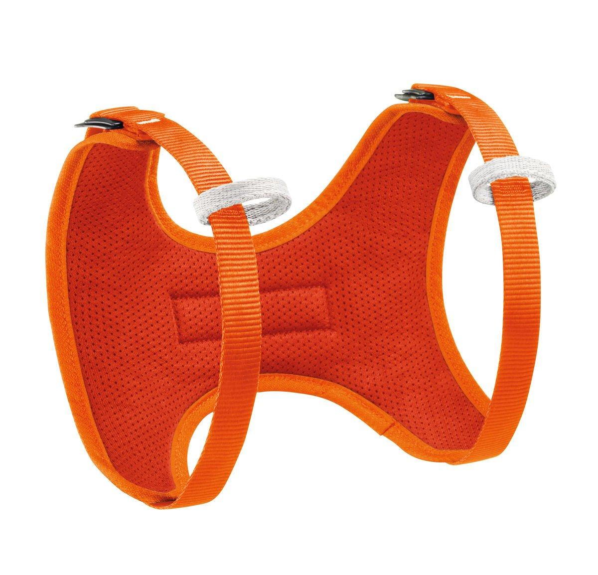 Petzl Klettergurte Body - Arnés de escalada, color naranja, talla one size C18AC