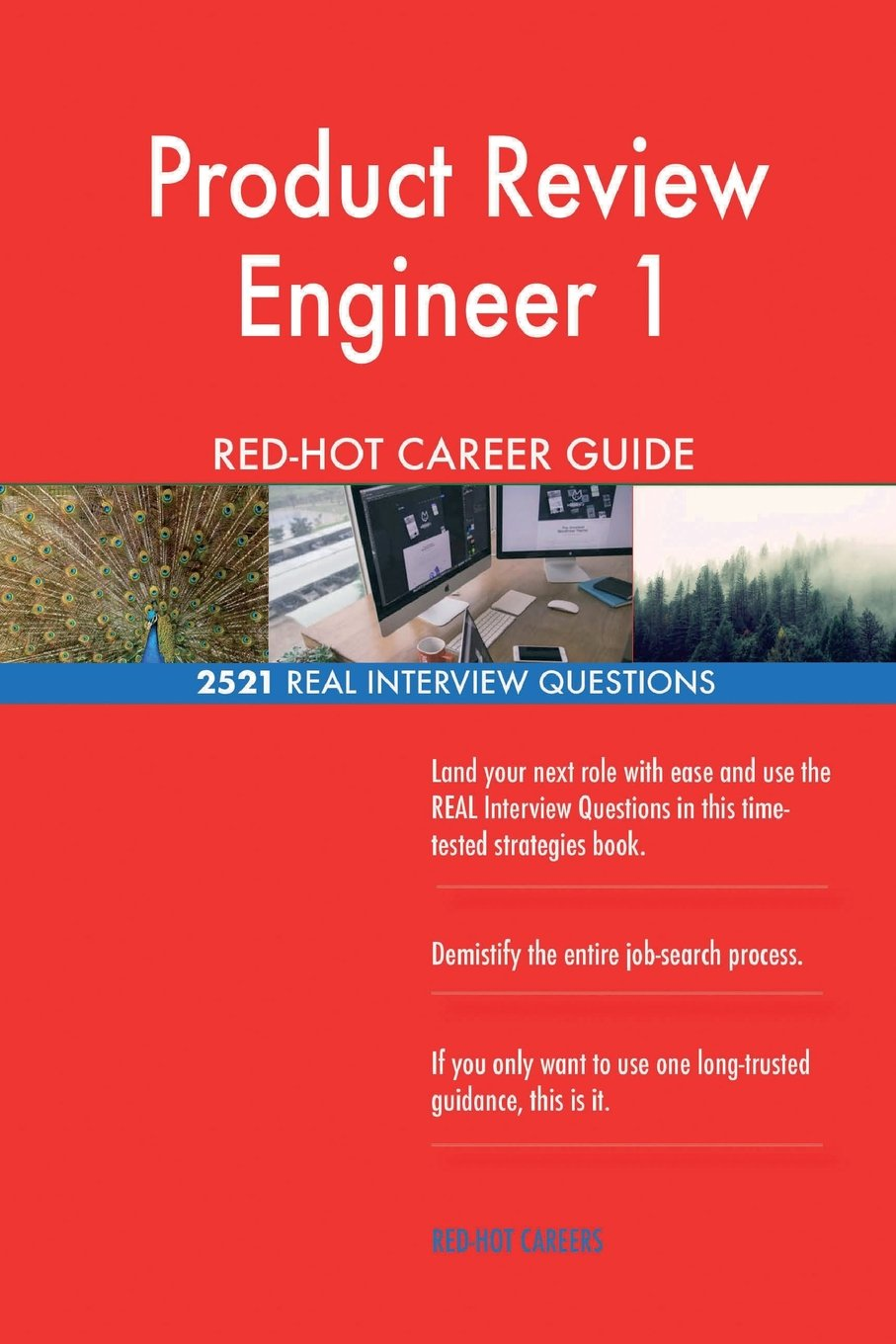 Download Product Review Engineer 1 RED-HOT Career Guide; 2521 REAL Interview Questions pdf epub