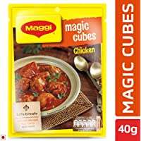 Nestle Maggi Magic Cubes, Chicken - 10 Cubes (4 gm)