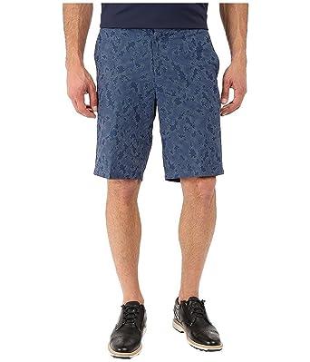 Nike Golf Men s Print Shorts (Midnight Navy/Dark Grey) CLOSEOUT 725700 410 (30)