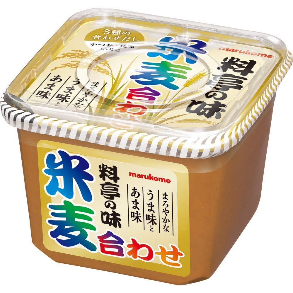 Marukome 料亭之味味噌