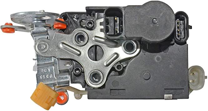 Amazon Com Power Door Lock Actuator W Latch Assembly For 00 06 Avalanche Silverado Suburban Sierra Yukon W Keyless Entry Front Left 72084 2 Automotive