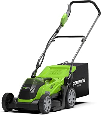 Greenworks Tools G40LM35K2 Mower