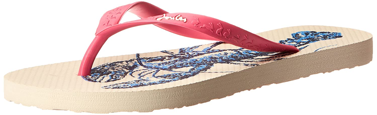 search for original 50% off offer Joules Women's Flip-Flop