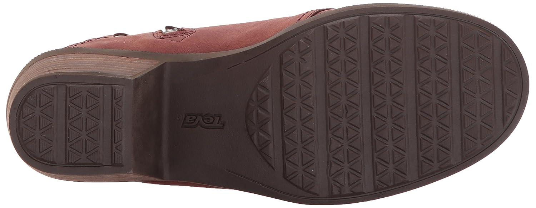 Teva Women's W Foxy Lace Waterproof Boot B01NAKWD44 5 B(M) US|Redwood