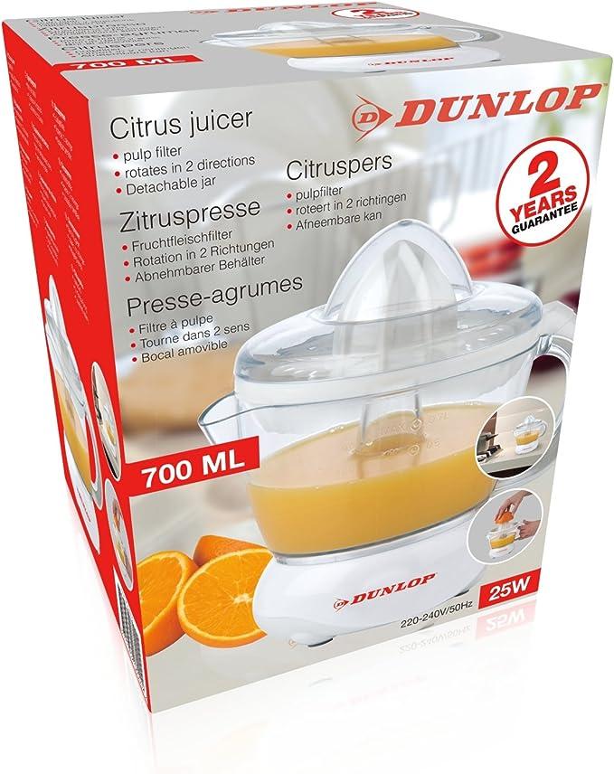 Dunlop 871125206000 Exprimidor: Amazon.es: Hogar