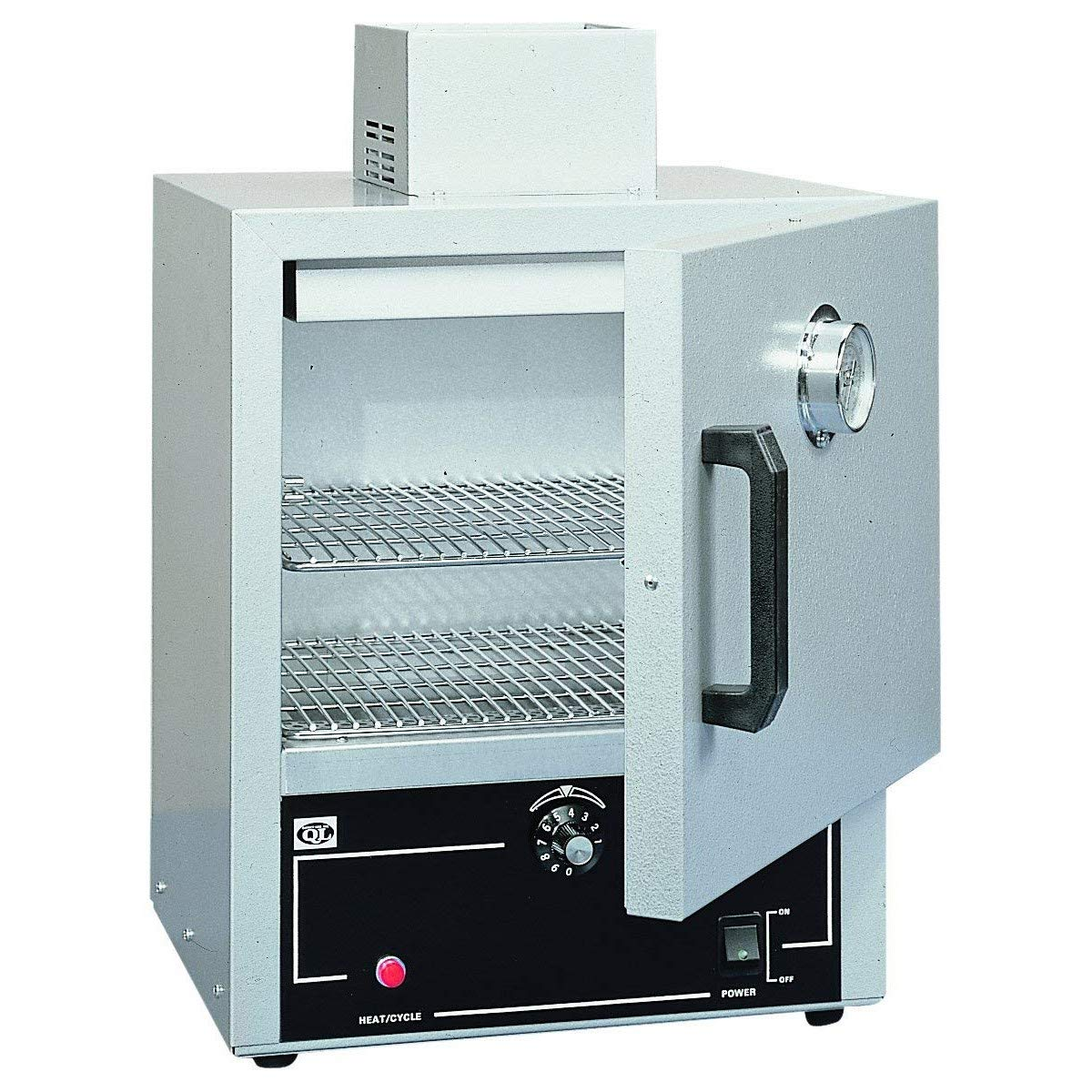 Quincy Lab 40AF Steel Hydraulic Forced Air Gravity Convection Oven, 2.86 Cubic feet, 120V, 1500W