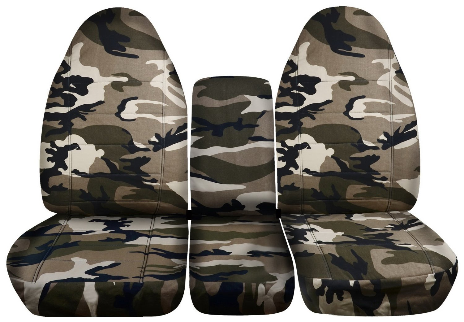 Amazon Com 2002 2005 3rd Gen Dodge Ram Camo Truck Seat Covers 40