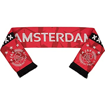 Ajax Amsterdam Schal Fussball Schal Fan Schal Flag