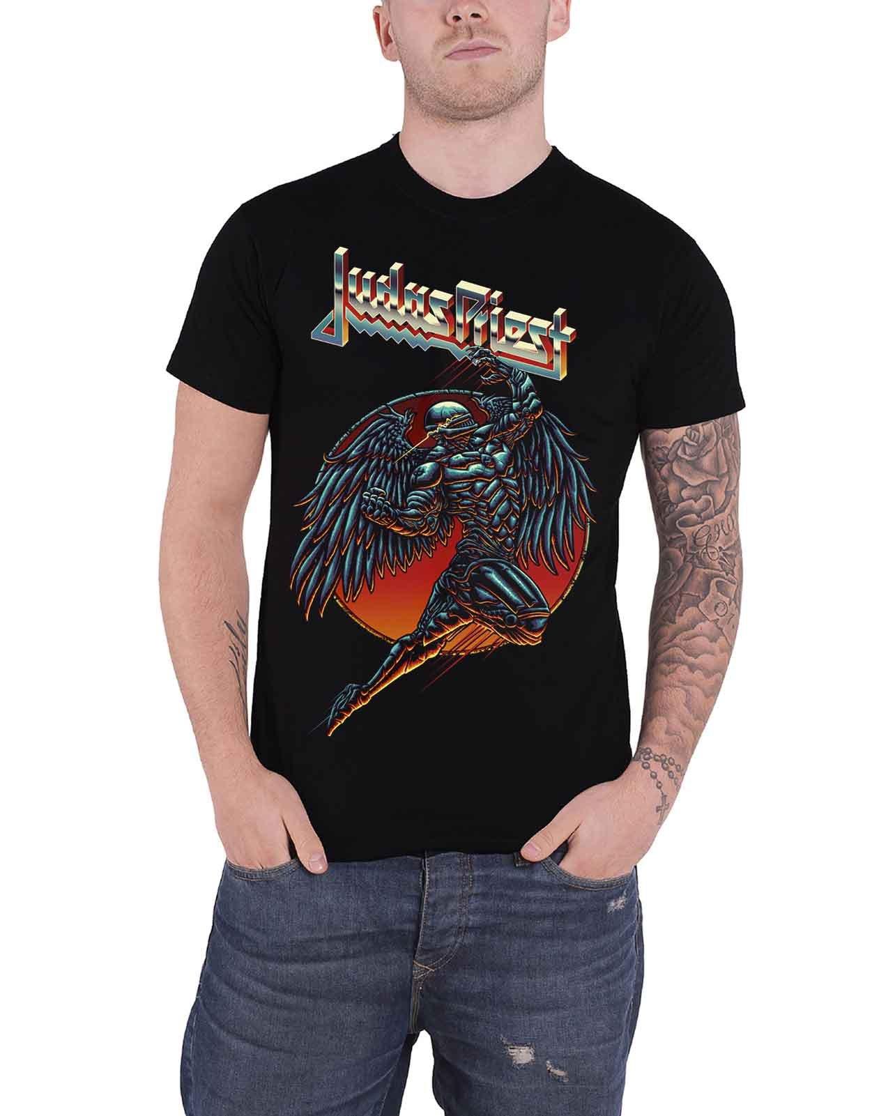 Judas Priest 'BTD Redeemer' T-Shirt (small)