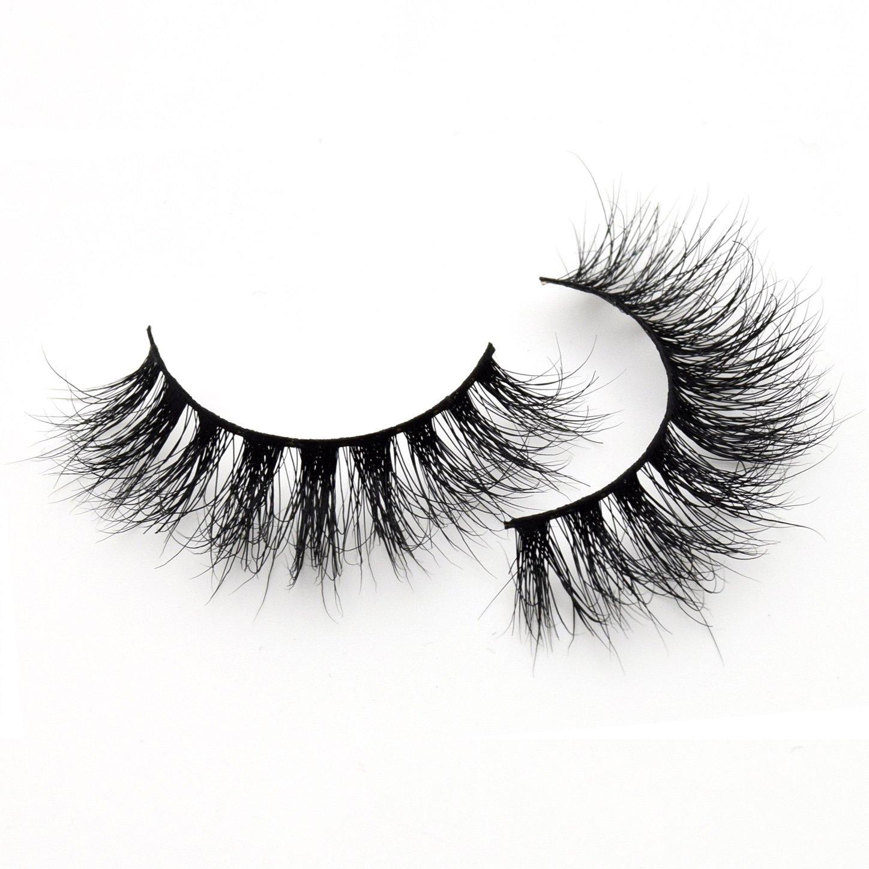 b4a0aaf1ff3 Amazon.com : Visofree 3D Mink Lashes High Volume Mink Eyelashes Reusable  Dramatic Eyelashes/False Eyelashes (3D08) : Beauty