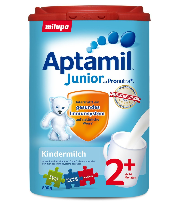 Aptamil Kinder-Milch Junior 2+ ab dem 2. Jahr - 10er Pack (10 x 800g)