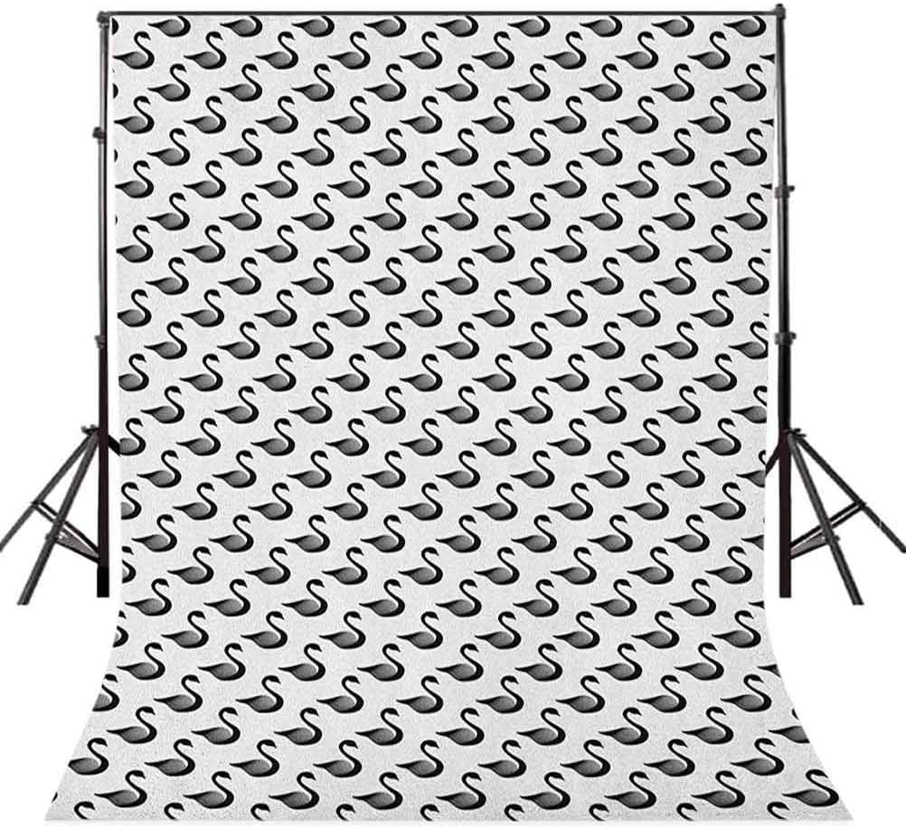 7x10 FT Vinyl Photography Background Backdrops,Colorful Tree Ornate Boxes and Candy Canes Pattern Christmas Themed Illustration Background Newborn Baby Portrait Photo Studio Photobooth Props