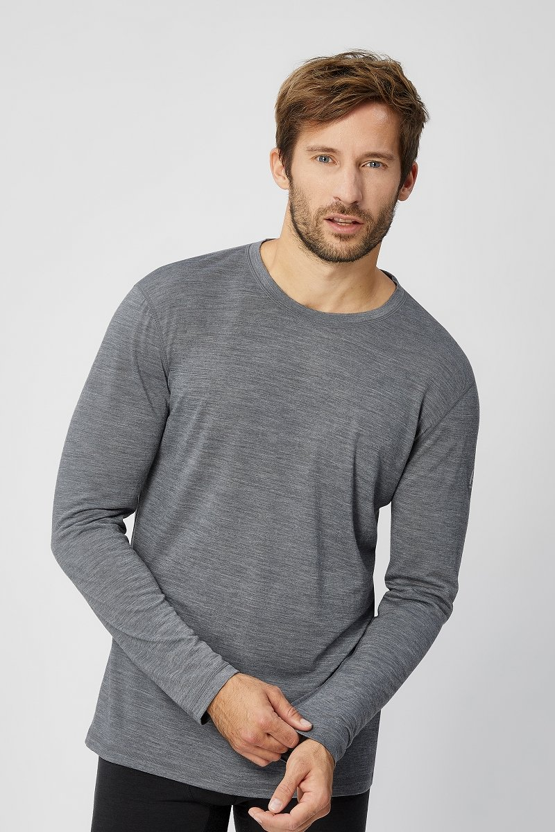 Super.natural Herren M Base Ls 140 Merino Longsleeve