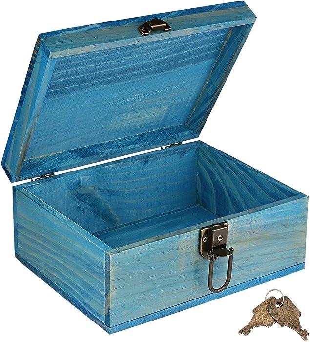 The Best Blue Box Decor