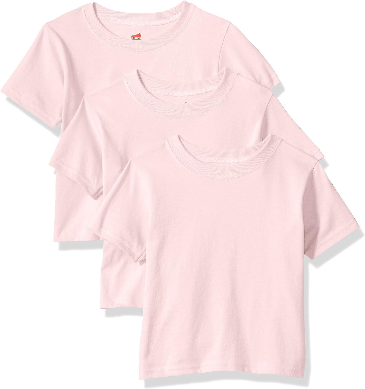 Shirt Hanes Boys Toddler ComfortSoft Tee Pack of 3