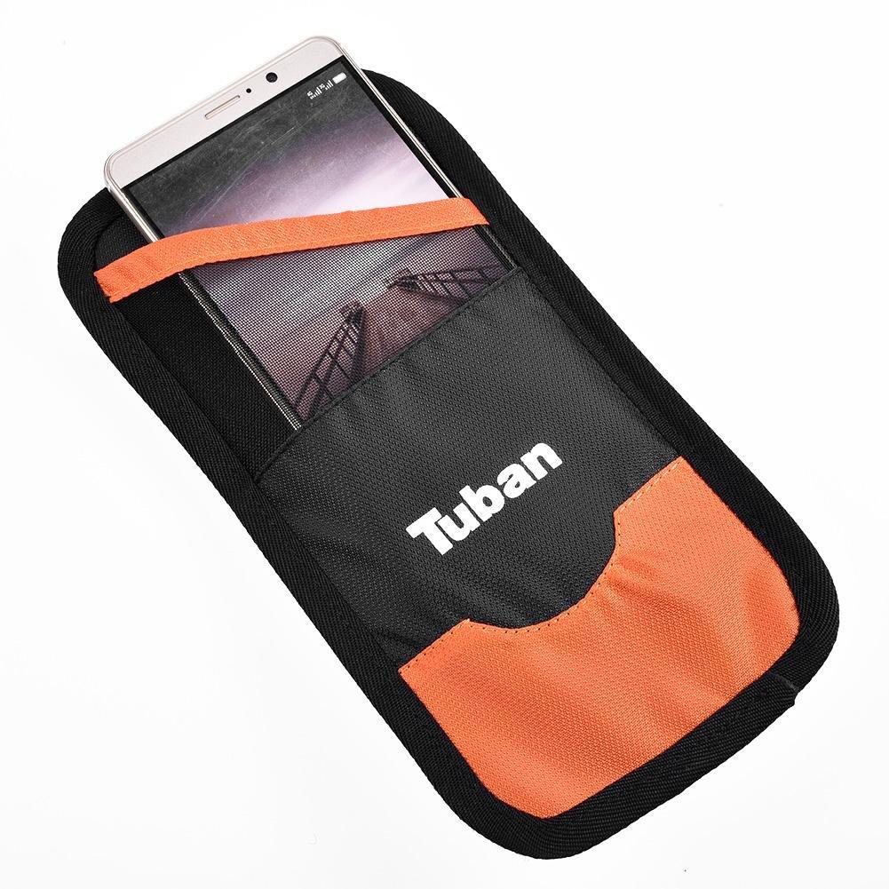 VGEBY Passport Wallet Multi-function Nylon Travel Document Wallet Cell Phone Cash Card Passport Case