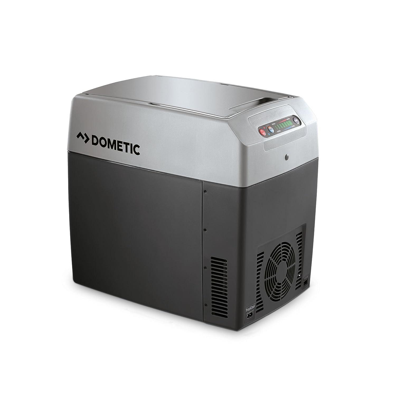 DOMETIC TC 07 Glacière électrique portable, 7L, 12/230V,  25°C en dessous de la température ambiante, chauffage jusqu'à +65°C, p333xh278xl190mm 25°C en dessous de la température ambiante chauffage jusqu'à +65°C