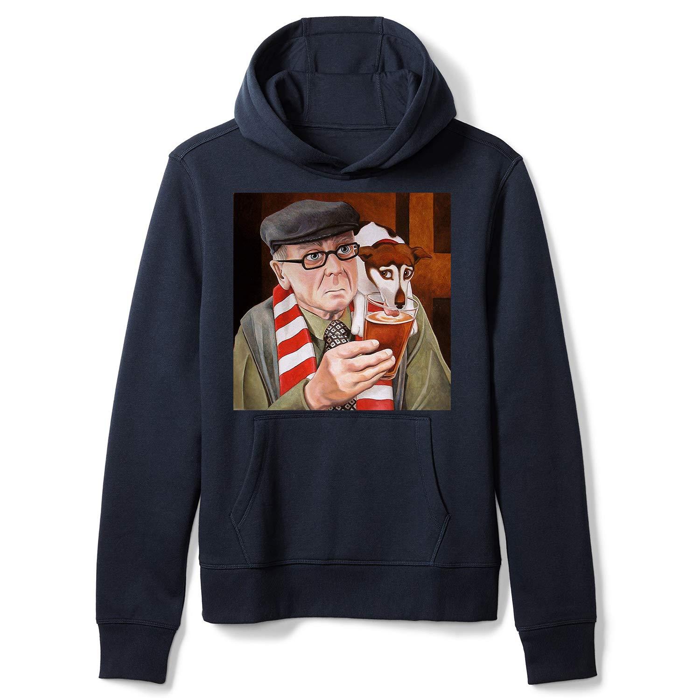 A Penalty and A Pint Printed Hoodies Mens Pullover Streetwear Sweatshirt