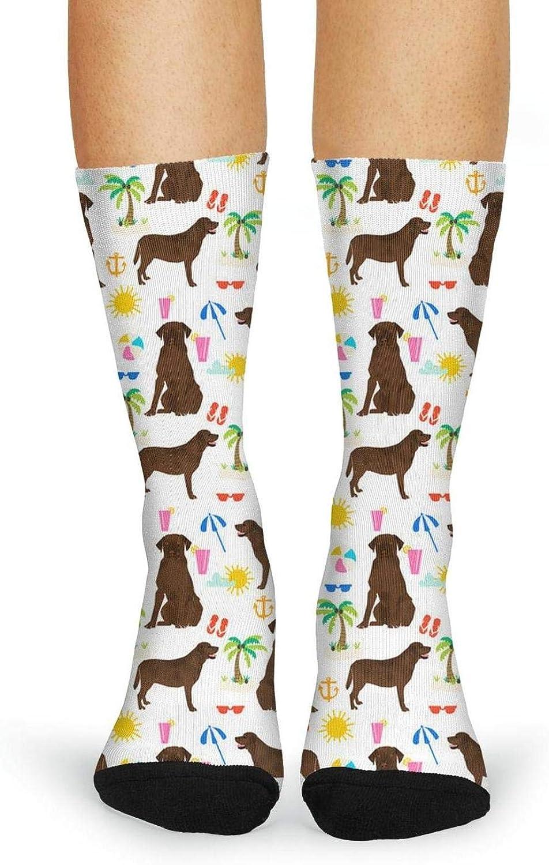 Mens athletic low cut Ankle sock Schnauzer beach Sandcastles Dog Short Fit Sock