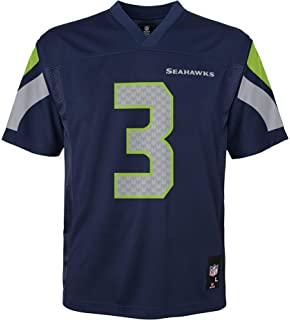 Outerstuff Jimmy Graham Seattle Seahawks White Away Mid Tier Youth Jersey