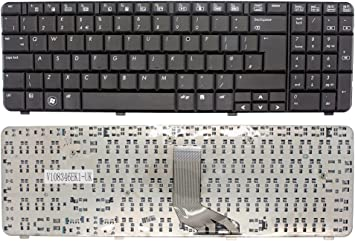 AJParts Clavier de Rechange pour Ordinateur Portable HP