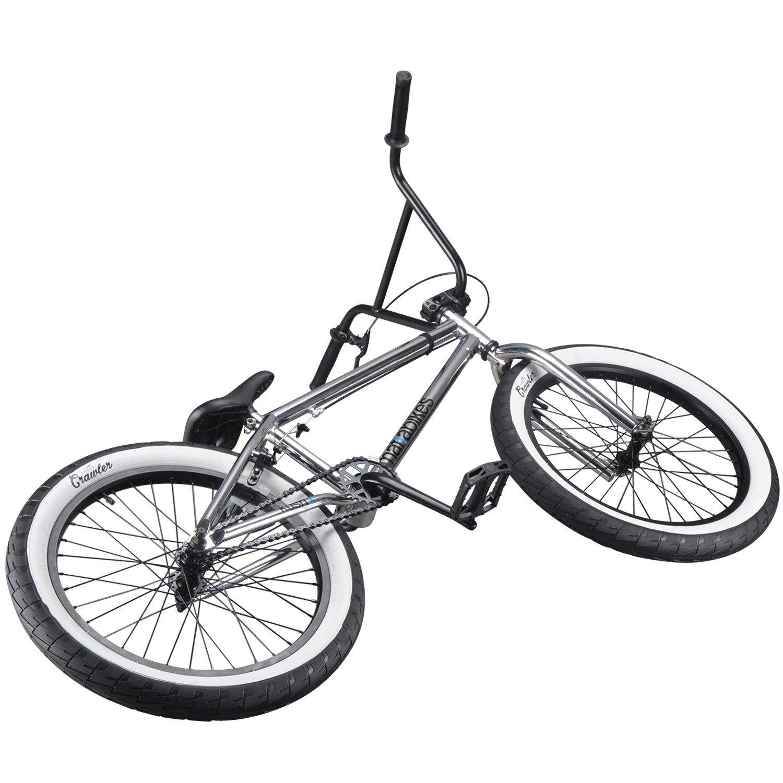 20 Zoll mafiabikes BMX Bike Kush 2.0 viele Farben KUSH2, Farbe:Grün ...