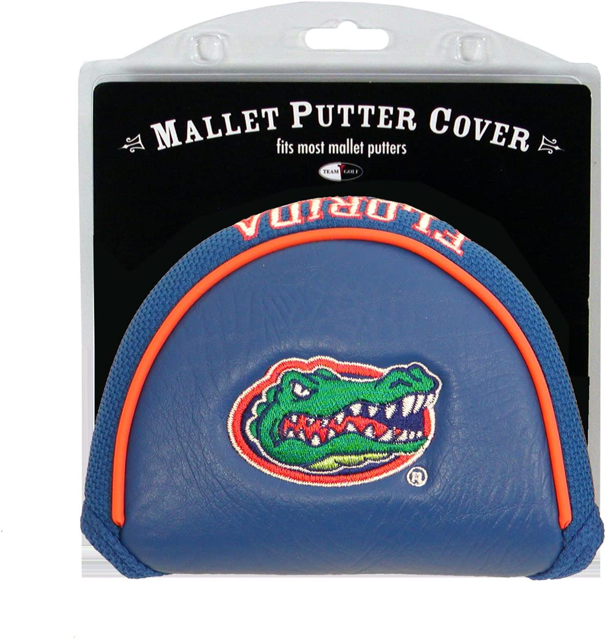 Team Golf NCAA Golf Club Mallet Putter Headcover, Fits Most Mallet Putters, Scotty Cameron, Daddy Long Legs, Taylormade, Odyssey, Titleist, Ping, Callaway, Florida Gators : Golf Club Head Covers : Sports & Outdoors