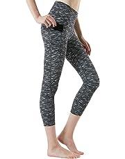 Tesla Yoga Pants 17Inches/21 Inches Capri High Waist Tummy Control w Pocket FYC Series