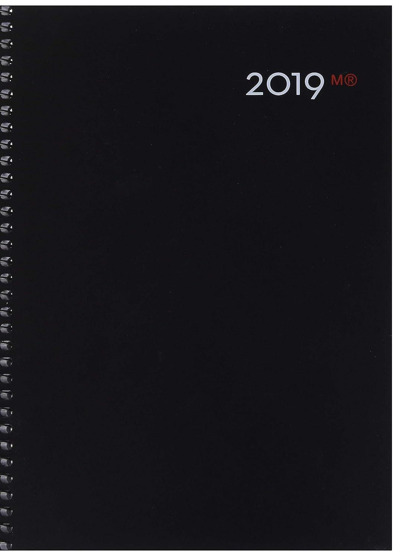 Miquelrius 360042 - Agenda anual semana vista 2019: Amazon ...