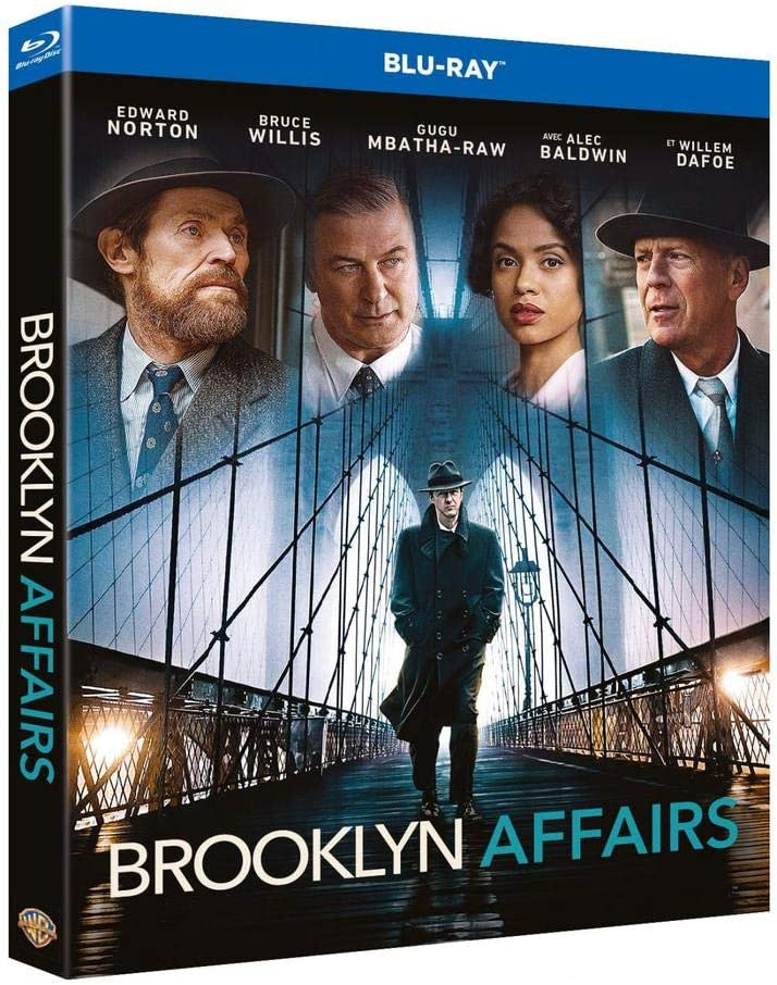 Brooklyn Affairs [Blu-Ray]: Amazon.fr: Edward Norton, Gugu Mbatha ...