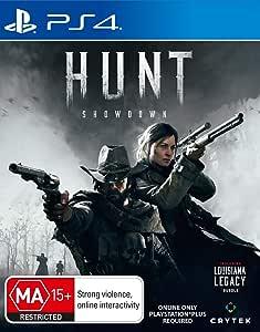 Hunt Showdown - PlayStation 4