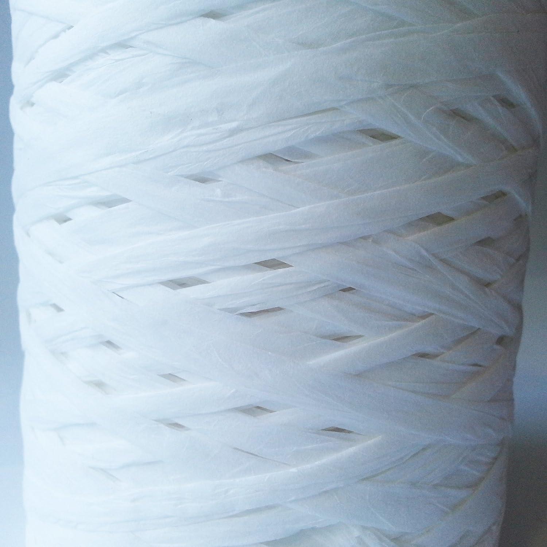 Rib/ón de papel de rafia Ideal para manualidades decoraci/ón muchos colores /álbumes de recortes Lilac se despliega a 35 mm regalos 10 m de largo flores 9 mm de ancho