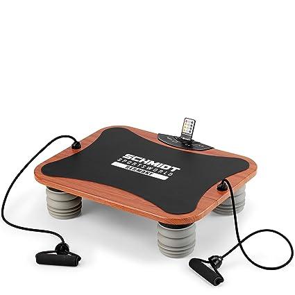 Schmidt Sportsworld VIB11 950279 - Plataforma vibratoria triplano ...