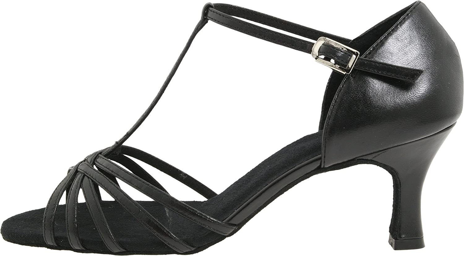Bloch Women's Nicola Ballroom Shoe, Black, 11 X(Medium) US: Amazon.co.uk:  Shoes & Bags