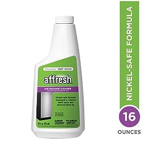Affresh W11179302 Ice Machine Cleaner, White
