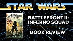 Amazon Com Battlefront Ii Inferno Squad Star Wars 9781524796822 Golden Christie Books