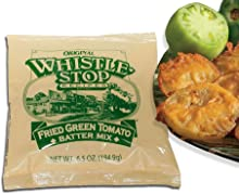 Original WhistleStop Cafe Recipes | Fried Green Tomato Batter Mix | 6.5-oz | 1 Bag