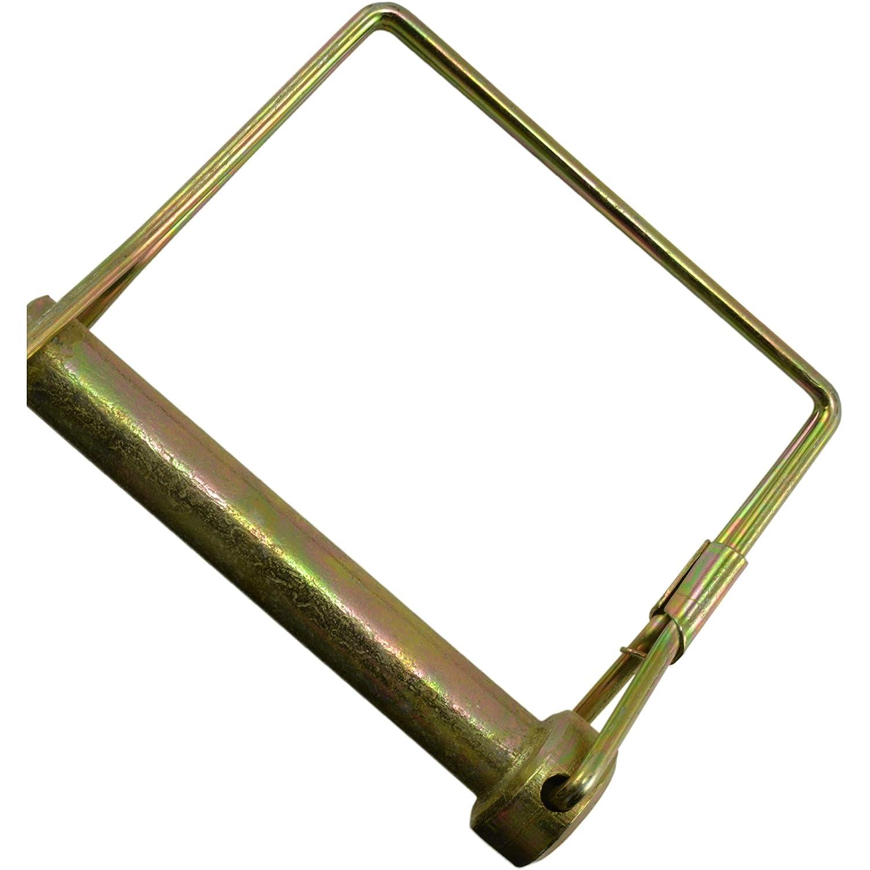 Hard-to-Find Fastener 014973363505 Square Wire Lock Pins Piece-3 3//8 x 2-1//2