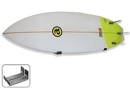 Amazon Com Bps Surfboard Longboard Alloy Rack With Metal Drywall
