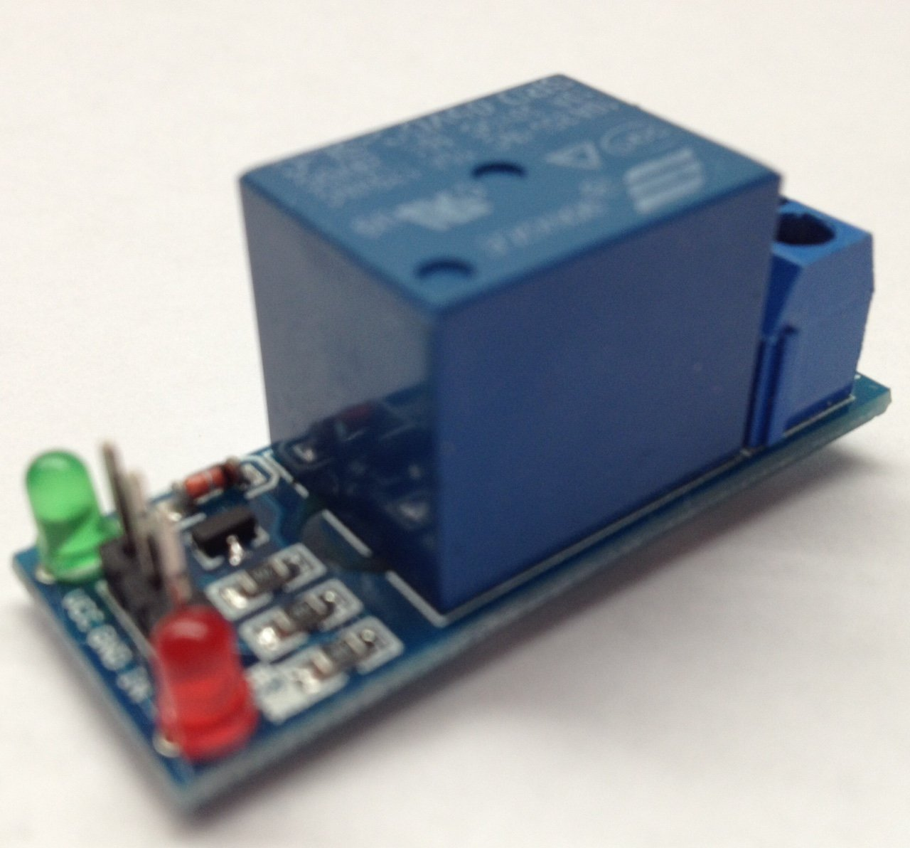 5v Dc 1channel Low Level Trigger Power Relay Module 2 Electronics Technology 5vdc To 12vdc Lt1070 Boost Converter Circuit Pack Srd 05vdc Sl C Rbtmkr Computers Accessories