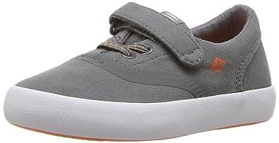 Boys Wahoo Jr Boat Shoe, Grey, 7.5 Medium US Toddler Sperry Top-Sider